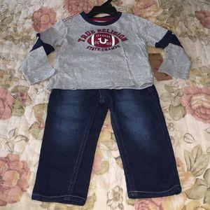 True Religion, Toddler Boy, Size 18 Months